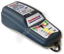 Nabíječka OptiMate 4 DUAL (12V/0,8A) 3-50 Ah, Auto-Moto Automatická nabíječka gelových bat
