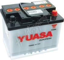 Autobaterie Yuasa 56216 (12V 62Ah  480A)