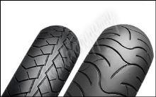 Bridgestone Battlax BT020 M 120/70 B17 M/C 58V TL přední