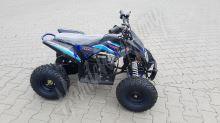Dětská elektro čtyřkolka ATV FactoryTeam 1000W 36V modrá
