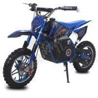Elektrická motorka MiniRocket Viper 1000W 36V modrá