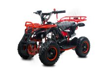 Dětská dvoutaktní čtyřkolka ATV Torino Deluxe 49ccm červená