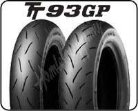 Dunlop TT93 GP Medium 120/80 -12 M/C 55J TL zadní