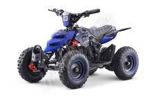 Dětská elektro čtyřkolka ATV Repti Deluxe 1000W 36V modrá