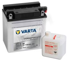 Motobaterie VARTA 12N7-3B, 507012, 12V 7Ah 74A
