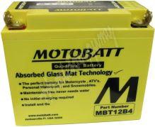 Motobaterie MOTOBATT MBT12B4 12V 11Ah 175A