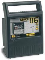 Nabíječka autobaterií Deca MACH 116 (12V 4A) o kapacitě 20 - 90 Ah