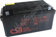 CSB Baterie GP12650 (I) 12V 65Ah
