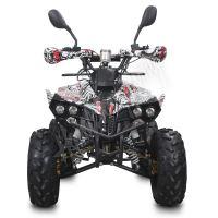 Dětská čtyřtaktní čtyřkolka ATV Warrior XXL 125ccm graffiti 3 rych. poloaut. 8
