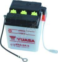 Motobaterie Yuasa 6N4-2A-5 (6V 4Ah)