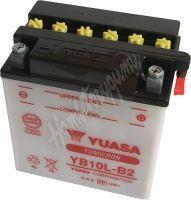 Motobaterie Yuasa YB10L-B2 (12V, 11Ah, 160A)