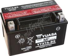 Motobaterie Yuasa YTX7A-BS (12V, 6Ah, 90A)