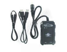55usbhy002 Connects2 - ovládání USB zařízení OEM rádiem Hyundai/AUX vstup