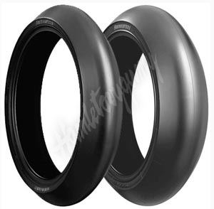 Bridgestone BM01 Soft/Medium 125/600 R16 M/C.5 TL přední