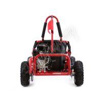 Dětská Bugina MiniRocket Funkart 80ccm, červená