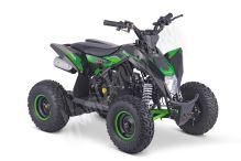 Dětská čtyřtaktní čtyřkolka ATV FactoryTeam 90ccm 4T - Zelená