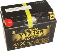 Motobaterie Yuasa YTZ12S (12V, 11Ah, 210A)