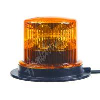 911-36f x PROFI LED maják 12-24V 36x1W oranžový ECE R65 130x90 mm