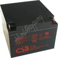 Záložní akumulátor CSB GP12260I (12V 26Ah  350A)