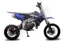 Pitbike Sky 14/12, 125ccm modrá barva
