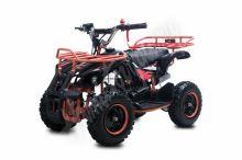 Dětská dvoutaktní čtyřkolka ATV Torino Deluxe 49ccm oranžová