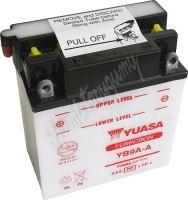 Motobaterie Yuasa YB9A-A (12V, 9Ah, 124A)
