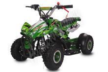 Dětská čtyřkolka Dragon II Sport 49ccm zelená