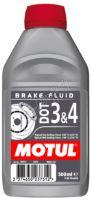 Motul DOT 4 Brake Fluid (0,5L)