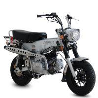 Motorka SkyTEAM SKYMAX 125cc bílá