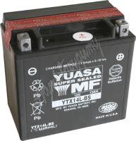 Motobaterie Yuasa YTX14L-BS (12V, 12Ah, 200A)