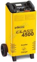 Nabíječka autobaterií Deca CLASS Booster 4500 (12 /24V 50A  330 *A) o kapacitě 35 - 600 Ah