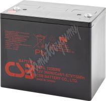 Záložní akumulátor CSB XHRL12360W (12V 360W/15minAh  800A)