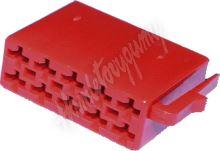 25007 Konektor UNI ISO 10-pinový bez kabelů
