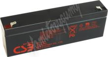 Záložní akumulátor CSB GP1222 (12V 2,2Ah  40/60A)