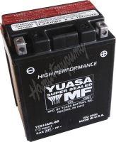 Motobaterie Yuasa YTX14AHL-BS (12V, 12Ah, 210A)