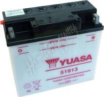 Motobaterie Yuasa 51913 (12V, 19Ah, 190A)