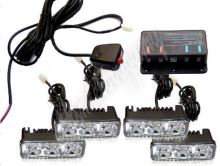 kf325 PREDATOR LED vnější, 12x LED 1W, 12V, oranžový