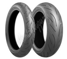 Bridgestone Battlax S21 120/70 ZR17 + 190/50 ZR17