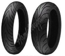 Michelin Pilot Road 2 120/70 ZR17 + 190/50 ZR17