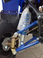 Dětská elektro čtyřkolka ATV Hummer 1000W 48V modrá