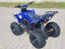 Dětská elektro čtyřkolka ATV Street Hummer 1000W 48V modrá