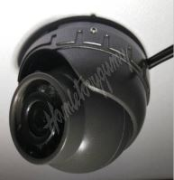 svc521AHD AHD 720P kamera 4PIN CCD SHARP s IR, vnější v kovovém obalu, černá