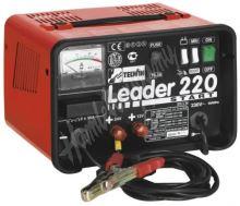 Nabíjecí zdroj se startem Telwin Leader 220 Start, 230V, 0,8/3,6kW, 12-24V, 30A