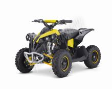 Dětská elektro čtyřkolka ATV MiniGade 1000W 48V oranžová