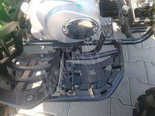 Dětská čtyřtaktní čtyřkolka ATV Street Hummer DELUX 125ccm černá 3 rych. poloaut. 8