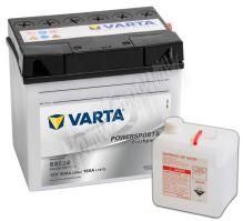 Motobaterie VARTA 530030, 12V 30Ah 180A