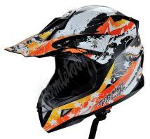 HECHT 53915 S - přilba pro čtyřkolku a motocykl