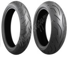 Bridgestone Battlax S20 Evo 120/70 ZR17 + 190/55 ZR17