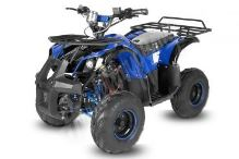 Dětská elektro čtyřkolka ATV Toronto 1000W 48V modrá