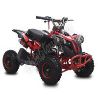 Dětská dvoutaktní čtyřkolka ATV MiniGade 49ccm E-start červená